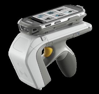 RFD8500 RFID/1D/2D SLED