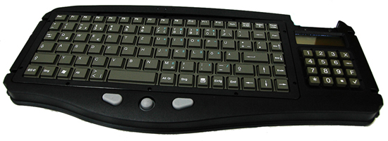 IP54 Keyboard with Cardreader