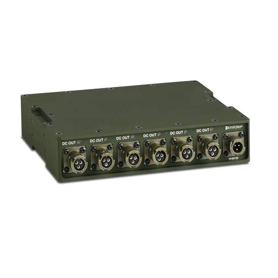 rugged power panel PWR301