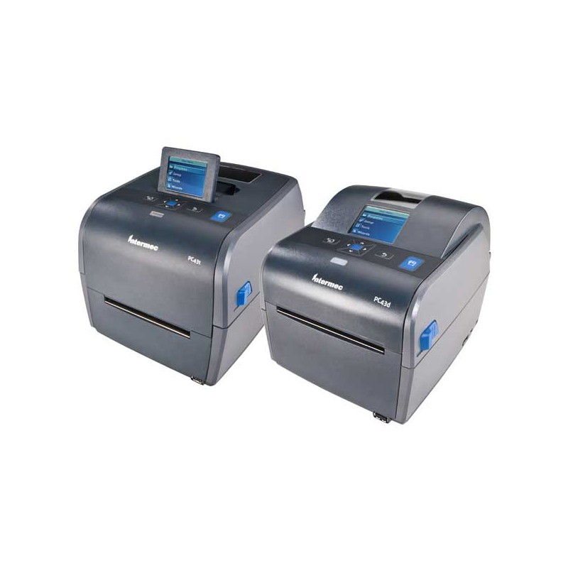 PC43d / PC43t Desktop Printer