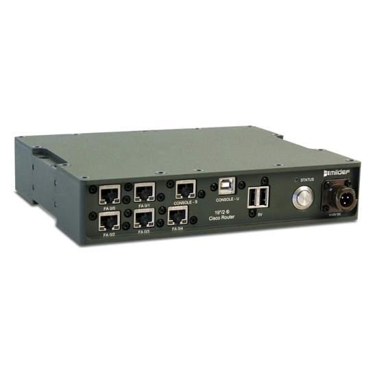 Cisco Router RM201