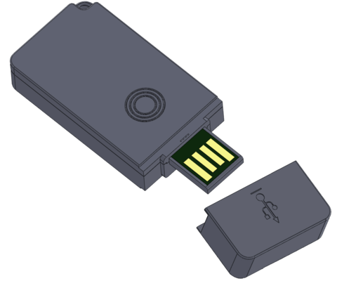 Wireless USB Stick (UWB)