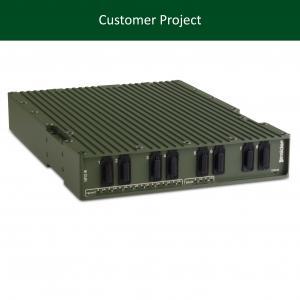 10-p Fiber Switch ESW201