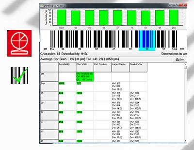 PC Verifier (1D Lineer Barkod)