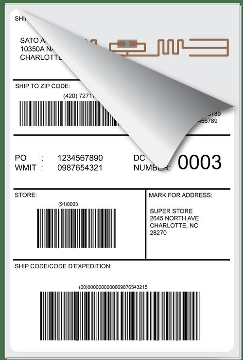 RFID Labels & Tags